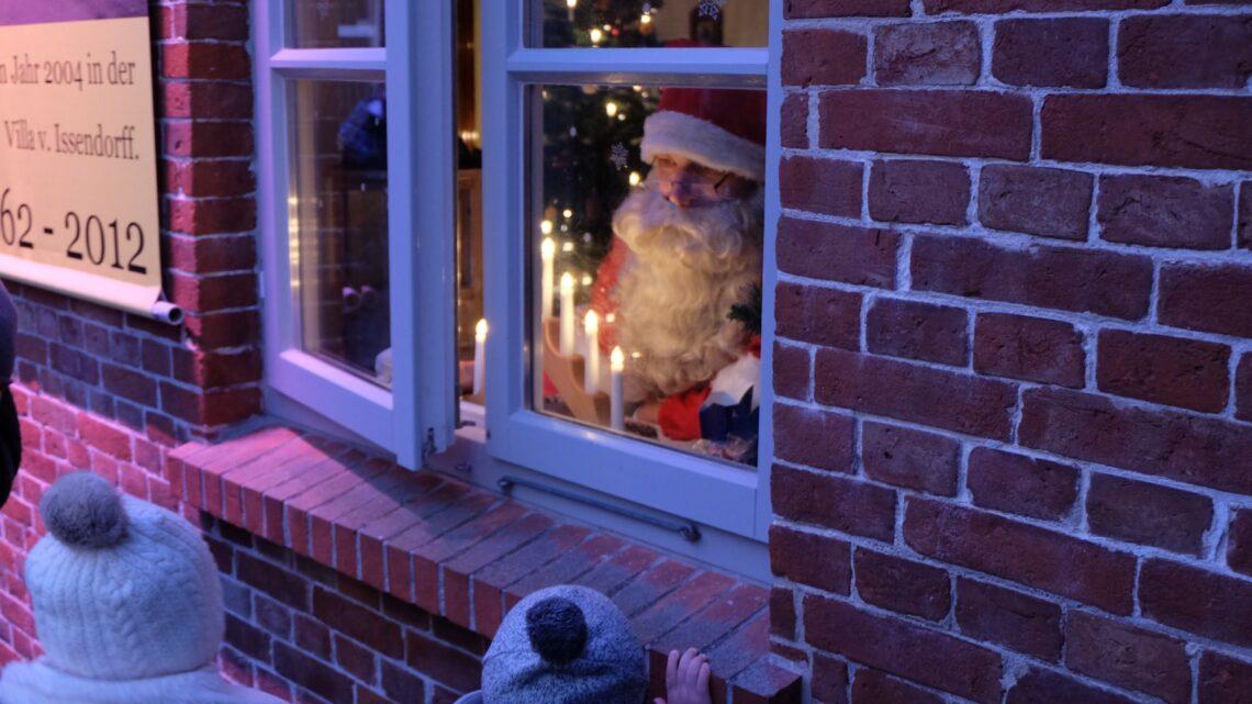 Leben, wo der Weihnachtsmann wohnt: in Himmelpforten
