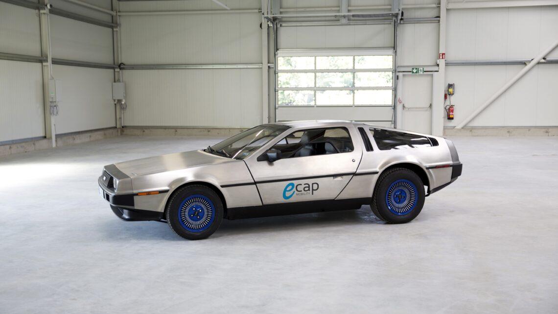 Zurück in die Zukunft mit E-Cap Mobility: Hier tüftelst du aktiv an einer nachhaltigen Verkehrswende!