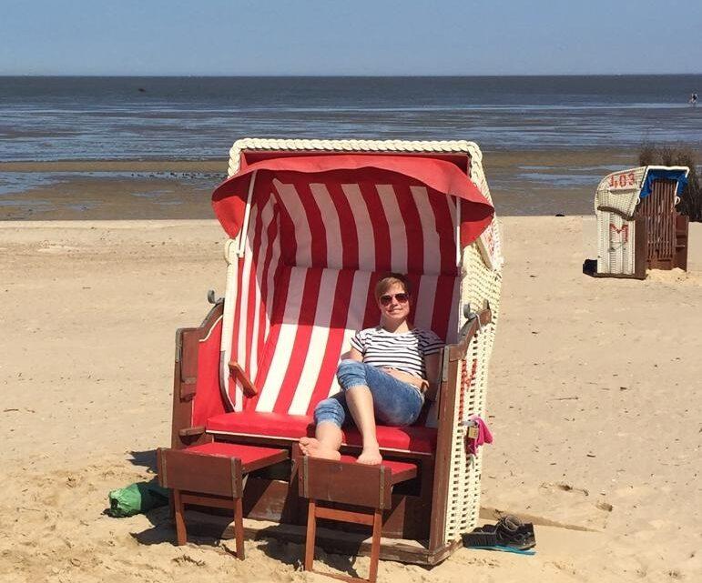 Arbeiten und leben, wo andere Urlaub machen – Gastbeitrag von Lisa Maier, Strandhotel Duhnen