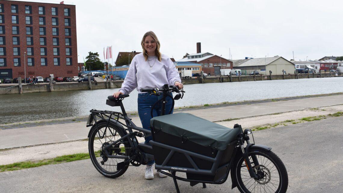 Neue Podcast-Folge: Glück auf zwei Rädern – Unterwegs mit Sarah von Rad & Tour Cuxhaven
